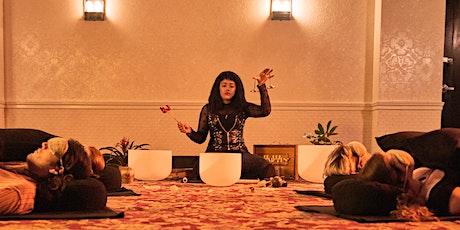 Meditative Sound Bath Session tickets