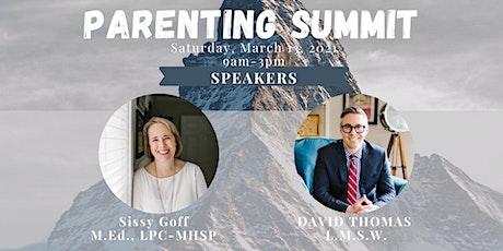 Parenting Summit tickets