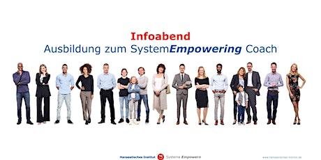 Online-Infoabend: SYSTEMISCHE COACHING AUSBILDUNG UND COACHMEDIATOR Tickets