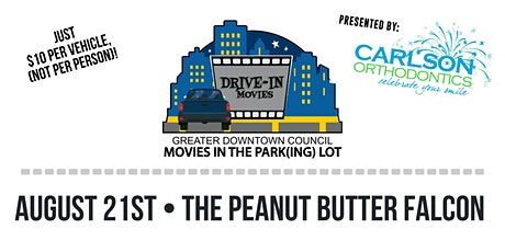 Movies in the Park(ing) Lot - The Peanut Butter Falcon tickets