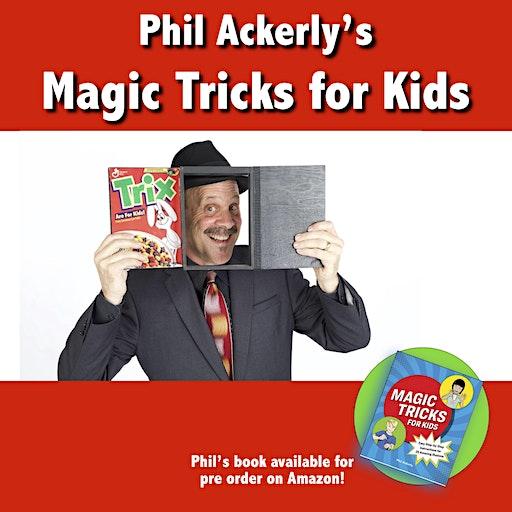 Phil Ackerly - Family Entertainer logo