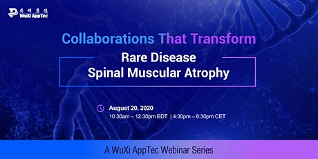 Collaborations That Transform - Advances in Rare Diseases: SMA tickets