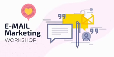 Workshop e-mail Marketing entradas