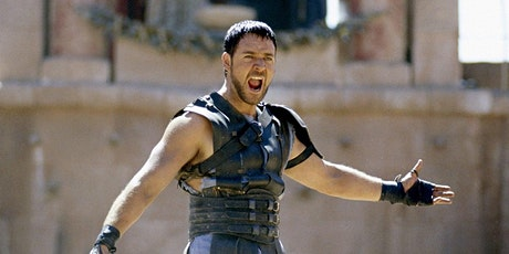 Gladiator. Outdoor Cinema. Helmingham Hall. tickets