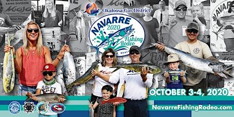 2020 Okaloosa Gas Navarre Fishing Rodeo tickets