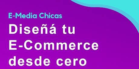 Bootcamp:  Diseñá tu e-commerce desde cero entradas