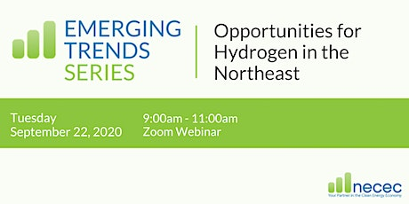 Opportunities for Hydrogen in the Northeast tickets
