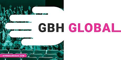GiveBackHack 2020: Global (Online) tickets