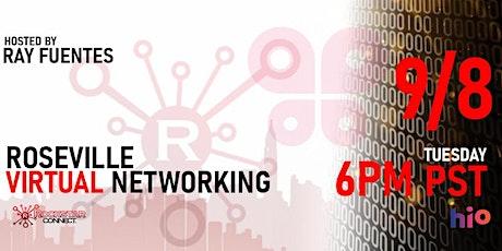 Free Roseville Rockstar Connect Networking Event (Sept., near Sacramento) tickets