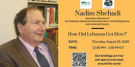 How Did Lebanon Get Here? tickets