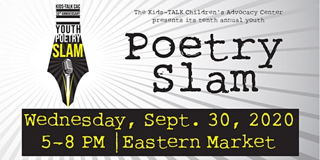 Poetry Slam Virtual Event tickets