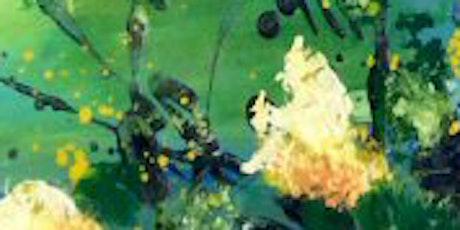 Sponge Painting with Acrylic- Sun Nov 8, 10am-Noon tickets