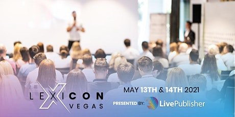 LEXICON Vegas 3rd Annual Conference tickets