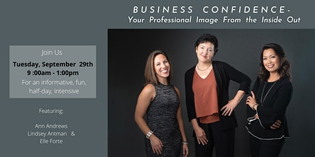Business Confidence from the Inside Out tickets