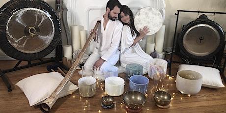 VIRTUAL - Celestial New Moon Sound Healing Journey tickets
