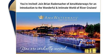 AMA Waterways River Cruise Webinar tickets