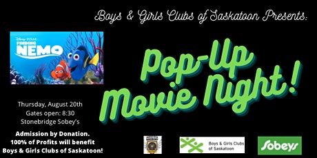 Pop-Up Movie Night for BGCS! tickets