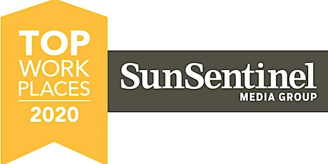 Sun Sentinel Top Workplaces Virtual Event tickets