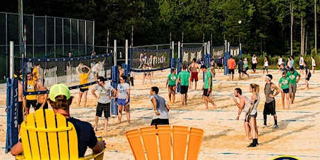 Co-Ed Blind Draw 4's Sand Volleyball Tournament tickets