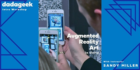 Augmented Reality Art in Unity tickets