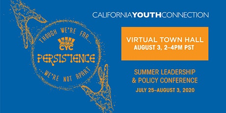 20SLPC CYC Virtual Town Hall & Special Session (Payment Page for Gov Orgs) tickets