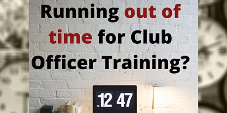 District 60 President Club Officer Training Round 1 tickets