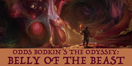 Odds Bodkin's Virtual Event: The Odyssey: Belly of the Beast tickets