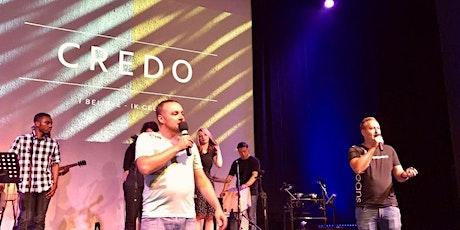 Credo Church (16 Augustus 2020) tickets