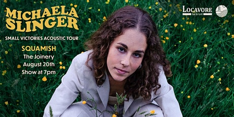 Michaela Slinger: Live at The Joinery tickets