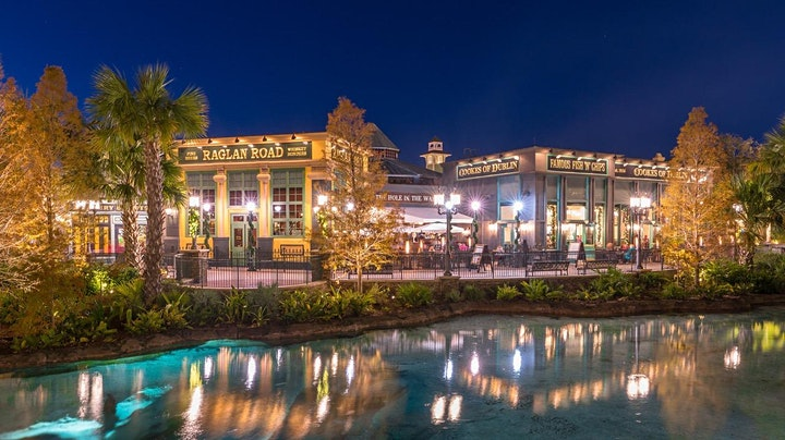 TMSM LOL (Live On Location) Show #10 from Raglan Road at Disney Springs image