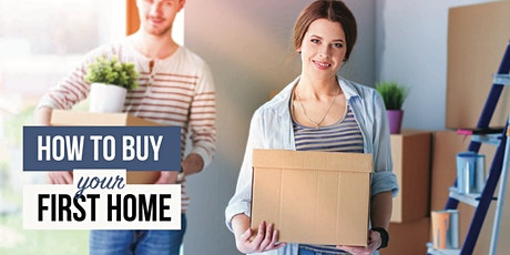How to Buy Your First Home - Lower Hutt tickets