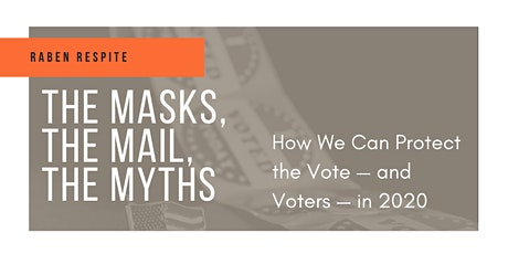 The Masks, The Mail, The Myths tickets