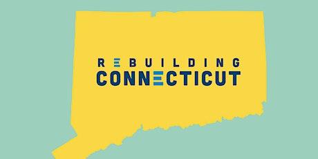 The Connecticut Economy: Rebuilding Connecticut tickets