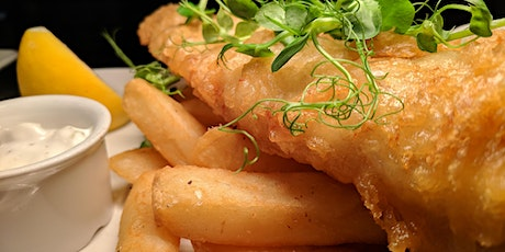 Taste of Chandler Place: Fish and Chips tickets