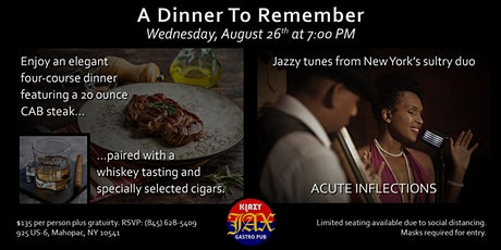 A Dinner To Remember tickets
