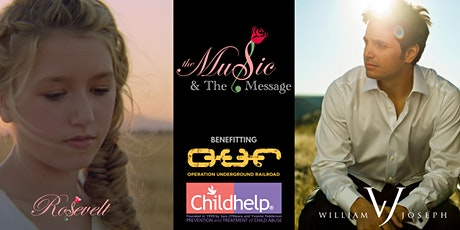 The Music & The Message  Drive In Concert benefitting Childhelp & O.U.R. tickets