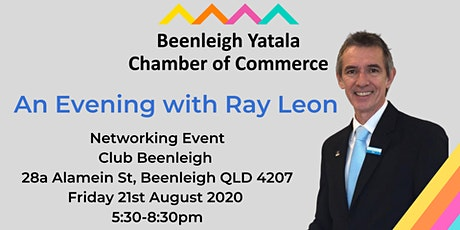An Evening with Ray Leon - Networking Event tickets