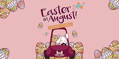 Piazza Carmel Easter in August Drive-Thru tickets