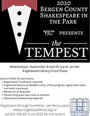 Shakespeare's The Tempest by Black Box PAC tickets