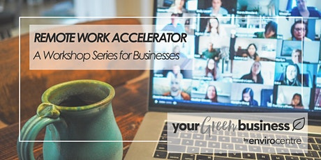 Carbon 613 Remote Work Accelerator Workshop Series tickets