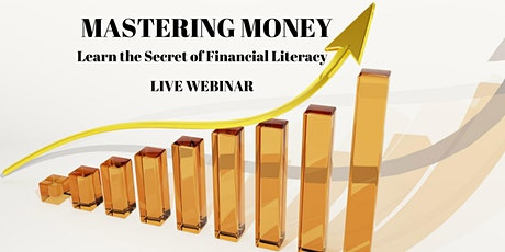 Mastering Money Level UP and Create Wealth tickets