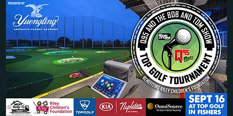 Q95 & Bob and Tom Top Golf Tournament 2020 tickets