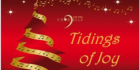 Tidings of Joy - a virtual holiday-time concert experience tickets