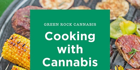 Copy of Copy of Copy of Cooking with Cannabis (18+ Event) tickets