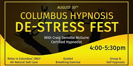 Columbus Hypnosis De-Stress Fest tickets