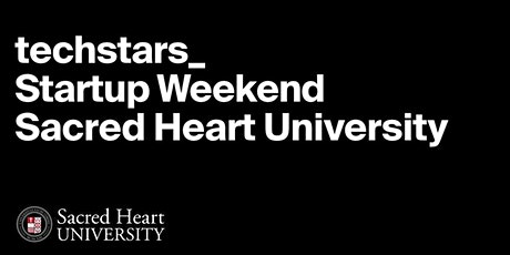 Virtual Techstars Startup Weekend: Sacred Heart University tickets