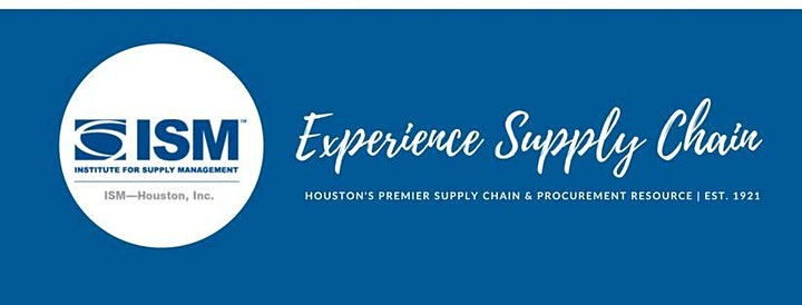 ISM-Houston March Professional Development Meeting image