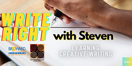 Write Right with Steven: Learning Creative Writing