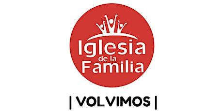 "Reunión ""Iglesia de la Familia"" entradas"