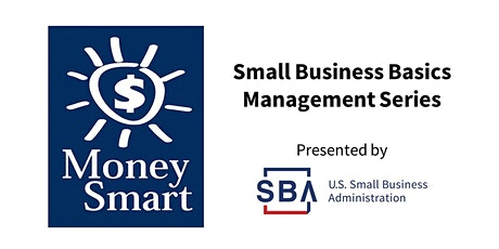 Managing Cash Flow for Small Business (SBA Money Smart Series) tickets